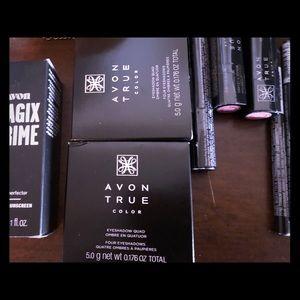 Avon lots of stock.